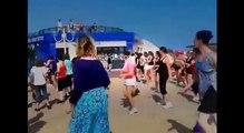 Zumba Dance Workout -Zumba Beach