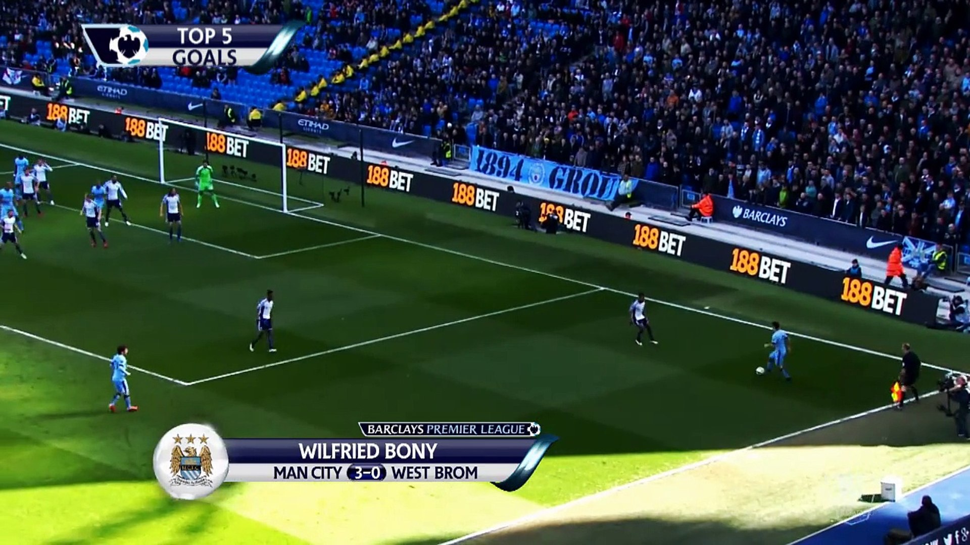EPL: Goals Of The Week - Round 30