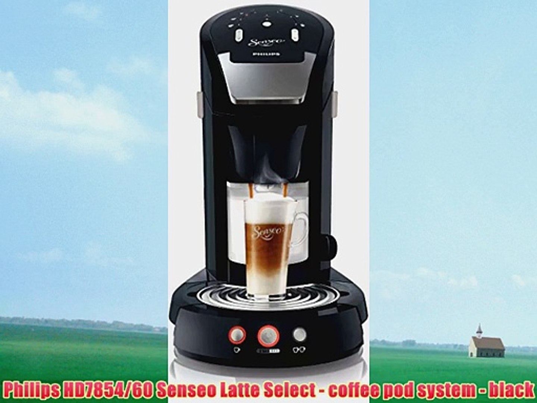 Philips Hd785460 Senseo Latte Select Coffee Pod System