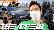 COCHES, INFECTADOS Y MOAR HEMBRAS  The Crew  The Division