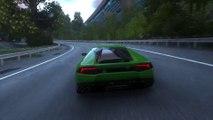 DRIVECLUB : La Lamborghini Huracan au rapport