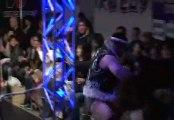 "Masakatsu Funaki, Jiro ""Ikemen"" Kuroshio & Hiroki Murase vs. AKIRA, Manabu Soya & Yusuke Kodama (Wrestle-1)"