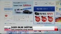 Korea simplifies online shopping, pledges help for smaller firms