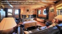 Vente - maison/villa - SAINT GERVAIS LES BAINS (74170) - 10 pièces - 182m²