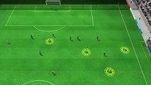 Cristiano Ronaldo'nun Barcelona karşısında Real Madrid'e 1-1'lik beraberliği getirdiği gol