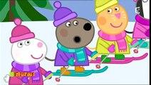 Peppa Pig   La montagne blanche HD    Dessins animés complets pour enfants en Français