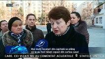 Ca în Moldova. Au tăiat copacii pentru a-şi construi parcare. Sunt acuzaţiile unui grup de locatari din sectorul Botanica la adresa administraţiei unei reţele de magazine ce urmează să deschidă o filială la parterul blocului lor.