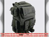 MegaGear ''Ultra Light'' High Quality Professional Camera Case Bag for Canon 5D mk III Canon