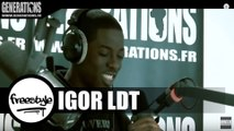 Igor LDT - Freestyle #2 (Live des studios de Generations)