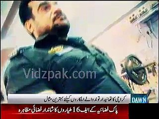 Meet Karachi Body builder Dabang Police officer