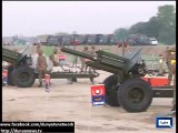 31-Gun Salute in Islamabad, 21-Gun Salute in provincial capitals on March 23