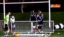Algérie vs Qatar : premier séance d'entrainement de l'équipe nationale à Doha