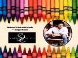 Portrait Artist | Oil Portrait Artist & Best artist In india suvigya sharma