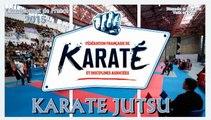 Championnat de France FFKDA Karate Jutsu 2015
