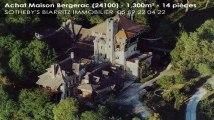 A vendre - maison - Bergerac (24100) - 14 pièces - 1 300m²