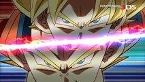 Dragon Ball Z Extreme Butoden : premier teaser japonais