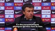 """Luis Enrique : """"C'est pour ça qu'on a recruté Suarez"""""""