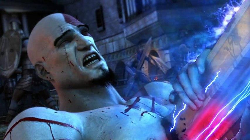 God of War 3 Remastered - Bande-annonce