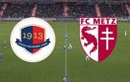 Le résumé du match SMCaen - FC Metz