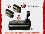 Targus TGBG350 Battery Grip Canon Rebel XT/35 - Targus TG-BG350