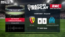 Lens - OM (0-4): Le Match Replay avec le son RMC Sport !