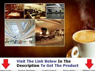 Coffee Shop Millionaire Reviews Bonus + Discount