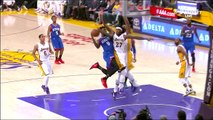 March 22, 2015 - 76ers vs. Lakers - Team Highlights