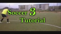 Soccer Tutorial # 3 Skills drible Football Freestyle Futbol Soccer HD