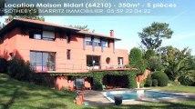 A louer - maison - Bidart (64210) - 5 pièces - 350m²