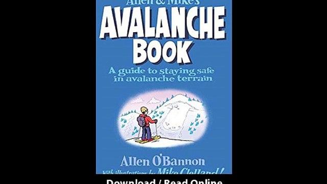 Download Allen Mikes Avalanche Book By Mike ClellandAllen Obannon PDF