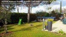 A vendre - maison/villa - SAINT AUNES (34130) - 5 pièces - 123m²