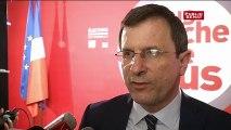 Départementales : Christophe Borgel appelle à l'unité de la gauche pour le second tour