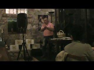 Barzelletta tesi di laurea - Gianpaolo Cantoni  IN ITALIANO