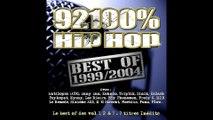 92100% Hip Hop Ft. Sixième Aks & H-10 Steekt/ Sixième Aks - J'lâche un son street ( Son Officiel)