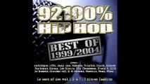 92100% Hip Hop Ft. Moebius/ Moebius - J'écris (Son Officiel)