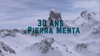 30 ans de Pierra Menta - Le teaser