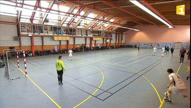 Finale du tournoi de futsal de Miquelon