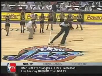 NBA Basketball Bloopers