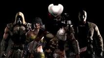 Mortal Kombat X - Predator Kombat Pack DLC Trailer   Official MKX Game (2015)