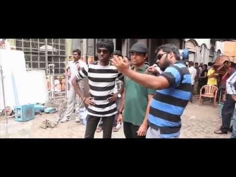 Raja Rani Audio Teaser   Making of Oday Oday
