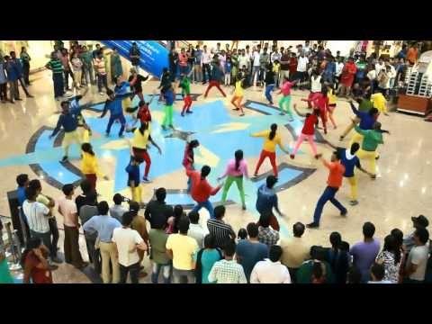 Mundasupatti Flash Mob
