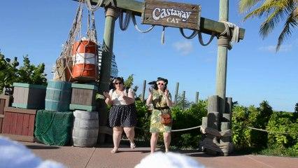 Louisiana-Bahamas-Florida 2014, jour 7: Castaway Cay