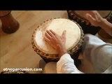 Tutorial percusion - Samba congas
