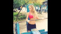 MARGRET GNARR Taekwondo Star & Fitness Model: Workout Routines For Muscle Building @ Icela