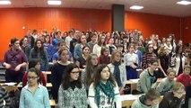 Ecole en choeur-Académie de Rennes-Collège Georges  Brassens Le Rheu-Collège Anne de Bretagne  Rennes-Collège Le Chêne vert Bain de Bretagne