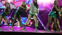 [Fancam] HyunA - Talk & Bubble Pop @ Kpop Festival in Vietnam 121129