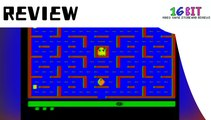 Pac-Man Atari 2600 Review - 16 Bit Video Game Review