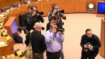Draghi: Ein bisschen streng, ein bisschen optimistisch mit den Griechen