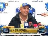 PoliTáchira realizó varias detenciones