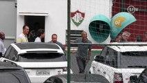 Após demissão, Cristovão Borges se despede do Fluminense